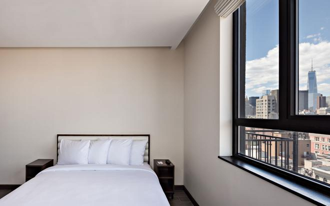 Orchard Street Hotel - New York - Phòng ngủ