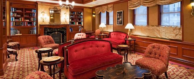 The Milburn Hotel - New York - Aula
