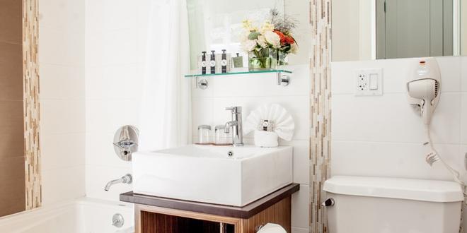 Condor Hotel - Brooklyn - Bathroom