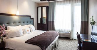 射雕酒店 - 布魯克林 - 布魯克林 - 臥室