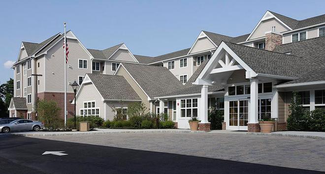 Residence Inn by Marriott Yonkers Westchester County - Yonkers - Building