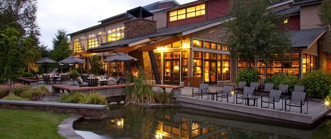 Cedarbrook Lodge - SeaTac - Κτίριο