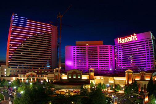 Harrah's Resort Atlantic City - Atlantic City - Rakennus
