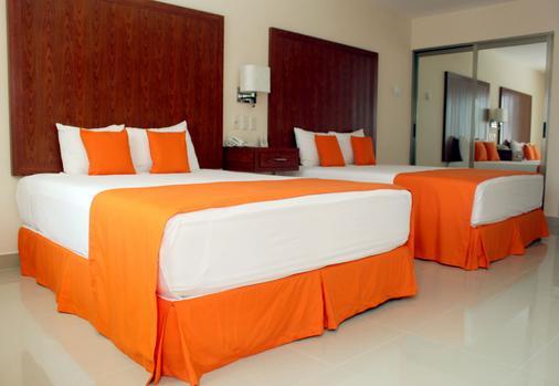 Terracaribe Hotel - Cancún - Bedroom