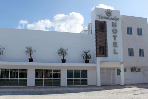 Terracaribe Hotel - Cancún - Building