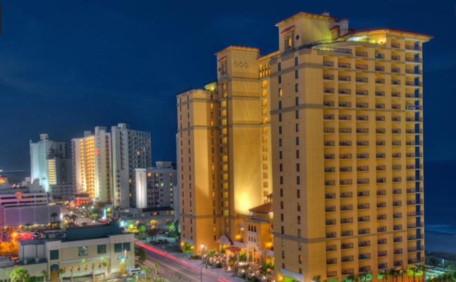 Anderson Ocean Club And Spa By Oceana Resorts - Myrtle Beach - Building