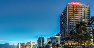 San Juan Marriott Resort & Stellaris Casino - San Juan - Edificio