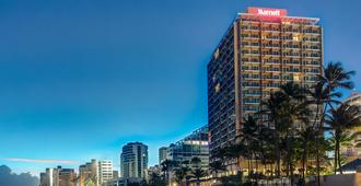 San Juan Marriott Resort & Stellaris Casino - San Juan - Rakennus