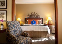 The Heathman Hotel - Πόρτλαντ - Κρεβατοκάμαρα