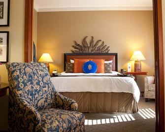 The Heathman Hotel - Portland - Bedroom