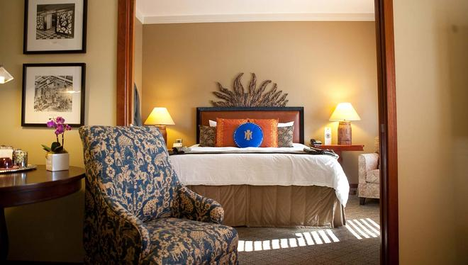 The Heathman Hotel - Portland - Phòng ngủ