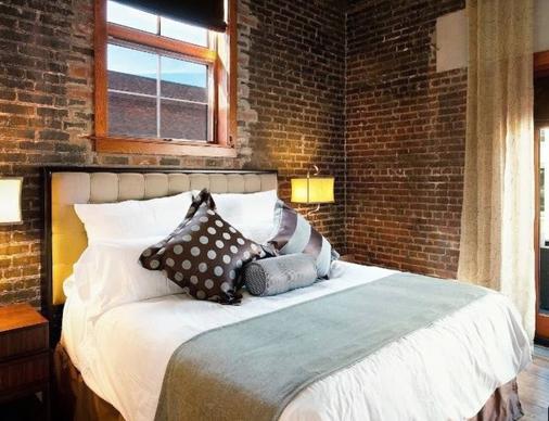 The Restoration - Charleston - Bedroom