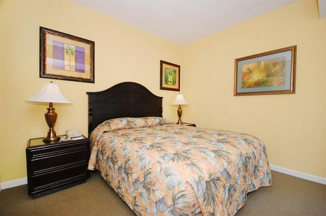 The Coconut Malorie Resort - Ocean City - Bedroom