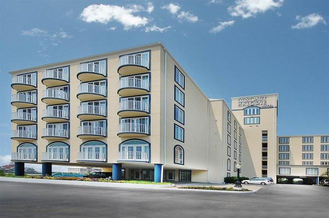 椰子瑪洛麗爾盧度假酒店 - 海洋城 - 大洋城 - 建築