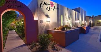 阿博爾斯大酒店 - 棕櫚泉 - 棕櫚泉 - 建築