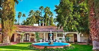 Ingleside Inn - Palm Springs - Edificio