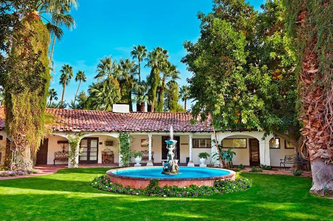 Ingleside Inn - Palm Springs - Rakennus