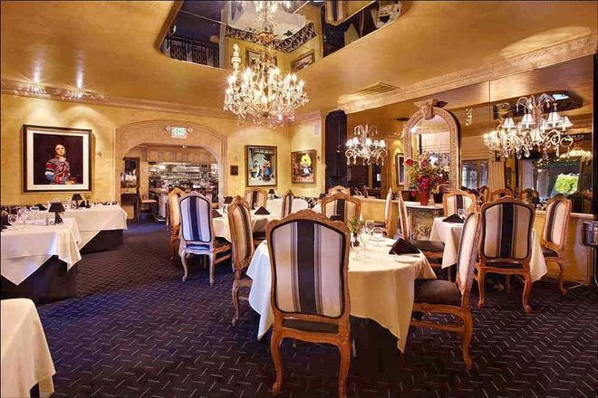 Ingleside Inn - Palm Springs - Ravintola