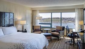 Renaissance Baltimore Harborplace Hotel - Baltimore - Bedroom