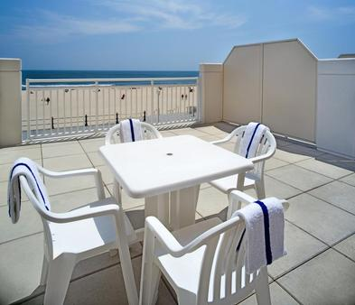 SpringHill Suites by Marriott Virginia Beach Oceanfront - Virginia Beach - Parveke