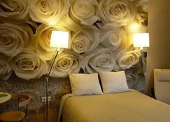 Shorhotel - Sheregesh - Schlafzimmer
