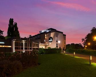Hôtel Diana Restaurant & Spa - Мольсайм - Building