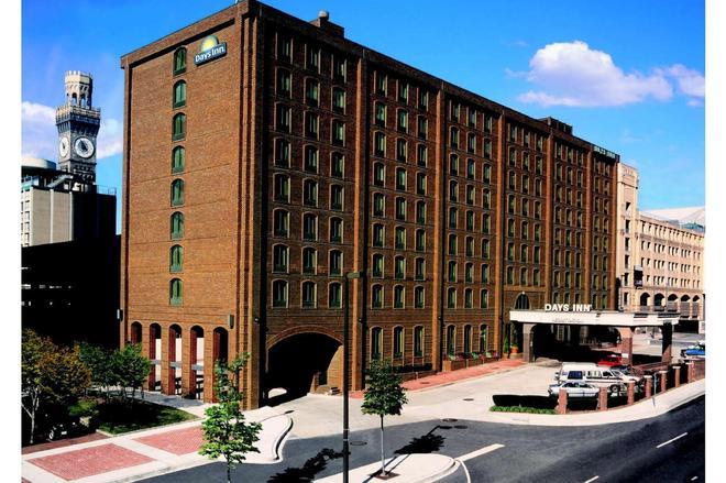 Days Inn by Wyndham Baltimore Inner Harbor - Baltimore - Toà nhà