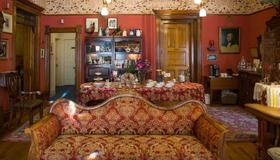 Castle Marne Bed And Breakfast - Denver - Lobby