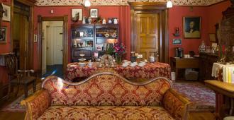 Castle Marne Bed & Breakfast - Denver - Lobby