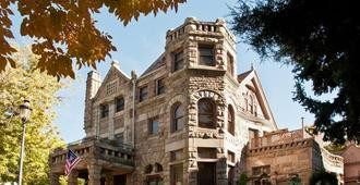 Castle Marne Bed & Breakfast - Denver - Edificio