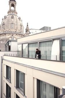 Vienna House Qf Dresden - Dresden - Näkymät ulkona