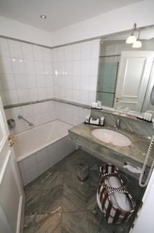 Hotel Zugspitze - Γκάρμις-Παρτενκίρχεν - Μπάνιο