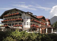 Hotel Zugspitze - Garmisch-Partenkirchen - Toà nhà