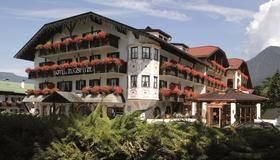 Hotel Zugspitze - Гармиш-Партенкирхен - Здание