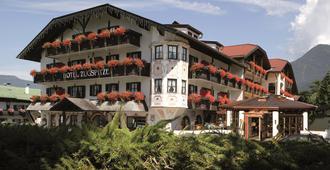 Hotel Zugspitze - Garmisch-Partenkirchen - Rakennus