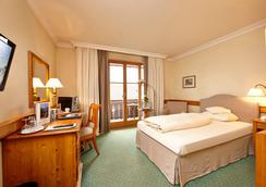 Hotel Zugspitze - Γκάρμις-Παρτενκίρχεν - Κρεβατοκάμαρα