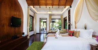 Royal Muang Samui Villas - Ko Samui - Bedroom