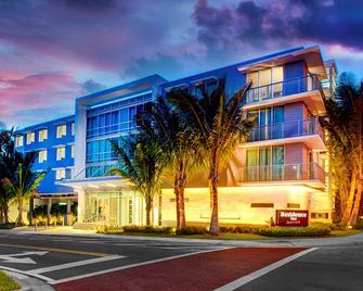 Residence Inn by Marriott Miami Beach Surfside - Surfside - Building