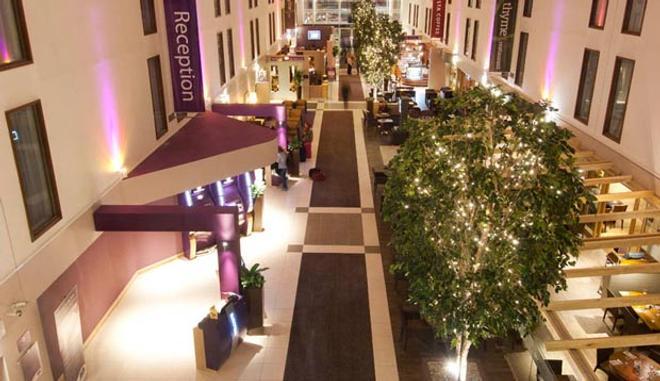 Premier Inn London Heathrow Airport - Bath Road - Hounslow - Lobby
