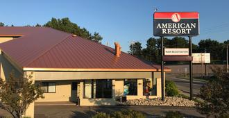 American Resort & Campground - Wisconsin Dells - Edificio