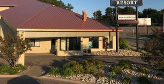 American Resort & Campground - Wisconsin Dells - Edificio