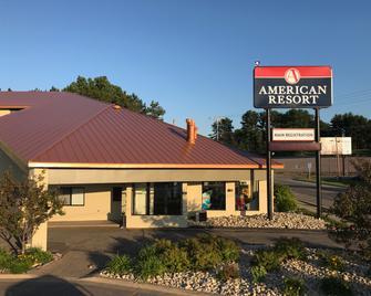 American Resort & Campground - Wisconsin Dells - Gebäude