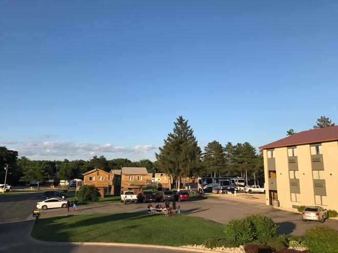 American Resort & Campground - Wisconsin Dells - Outdoors view