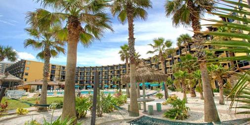 Hawaiian Inn Daytona Beach by Sky Hotels and Resort - Daytona Beach - Κτίριο