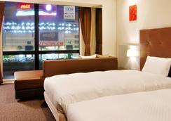 Candeo Hotels The Hakata Terrace - Fukuoka - Bedroom