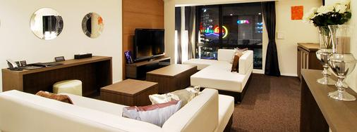 Candeo Hotels The Hakata Terrace - Fukuoka - Living room
