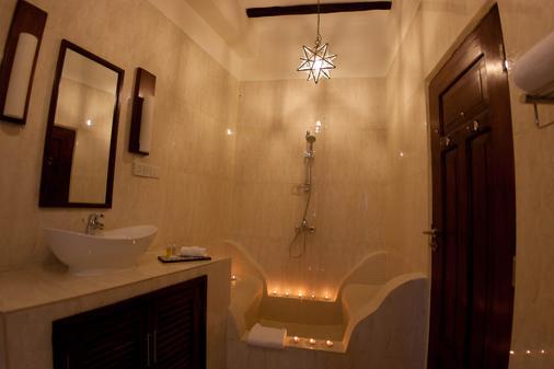 Maru Maru Hotel - Πόλη της Ζανζιβάρης - Μπάνιο
