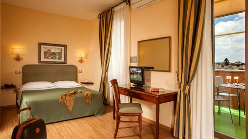 Hotel Colosseum - Rome - Phòng ngủ