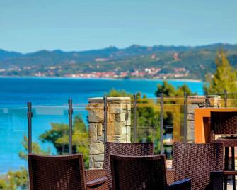 Alexander the Great Beach Hotel - Kriopigi - Balcony