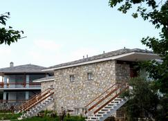 Xenia Ouranoupolis - Ouranoupoli - Bygning
